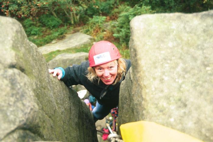 Climb Burabge 12