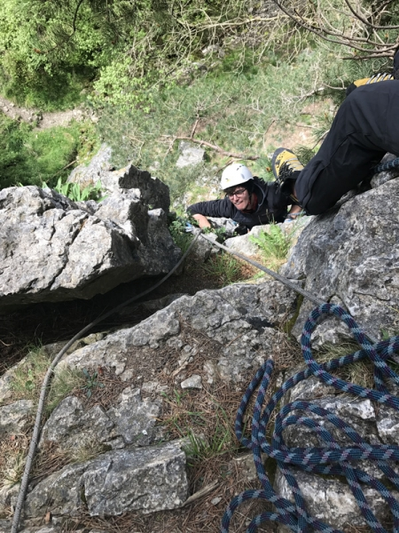 Harry seconding at World's End