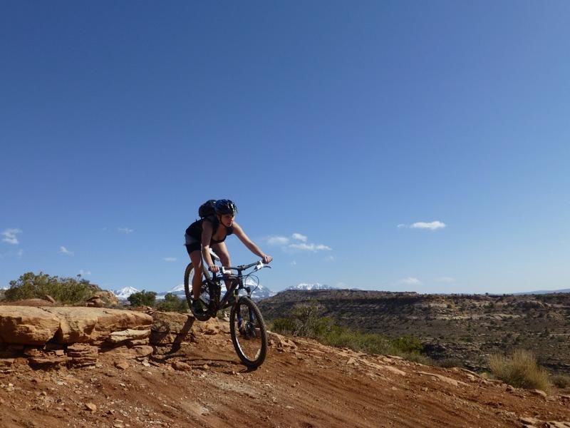 Staff biking trip to Utah