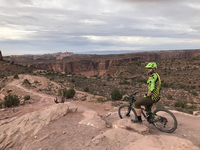 Utah Biking Trip for staff