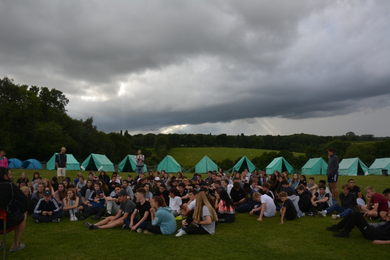 Residential Camps in Sussex