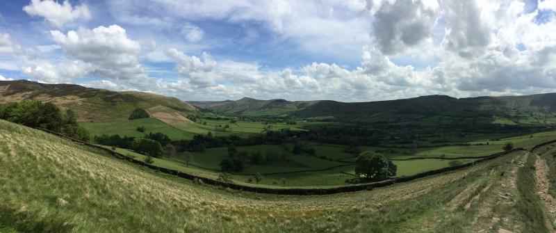 Edale, the Peak District