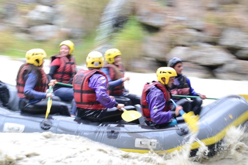 Rafting the Gyr