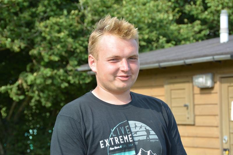 Trainee Darren