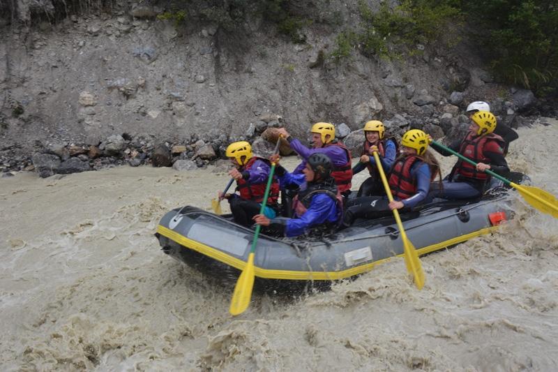Rafting - The Gyr