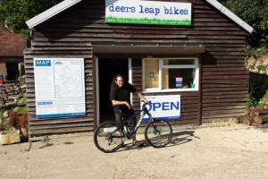 Ross Noble at Deers Leap