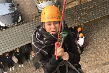 Brighton University Team Building at TrekCo