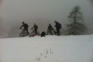 Mountain Biking with Tre