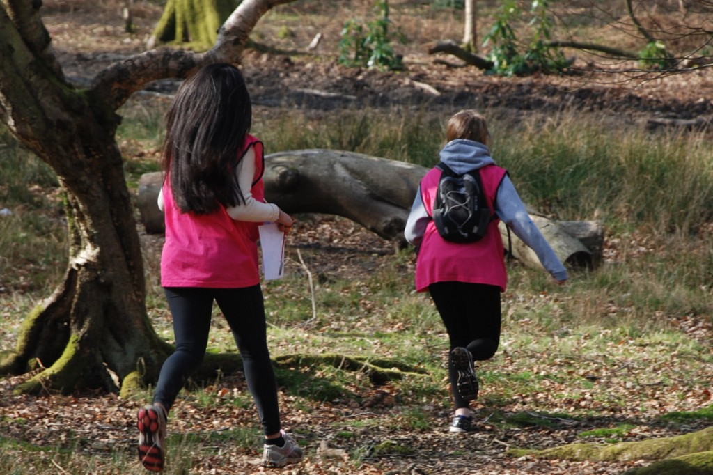 Outdoor School Trips in the south east with TrekCo