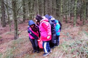 GCSE PE Mountain Activities in the Peak District