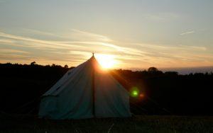 Blackland Farm campsite