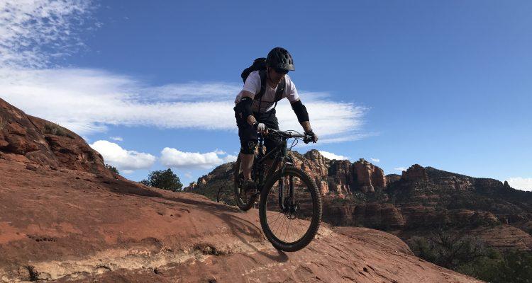 Biking in Sedona, Arizona