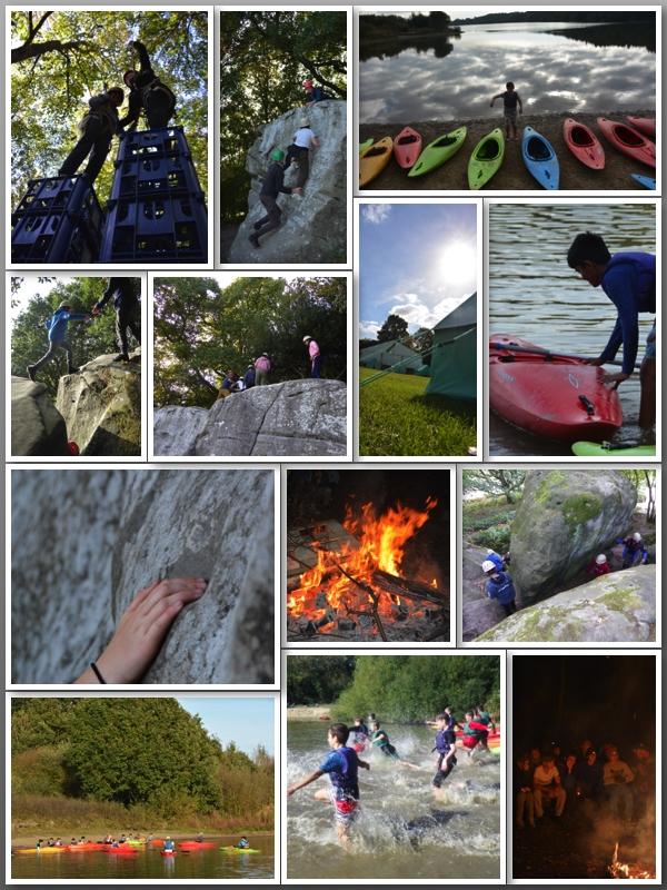 Outdoor activities at TrekCo this autumn