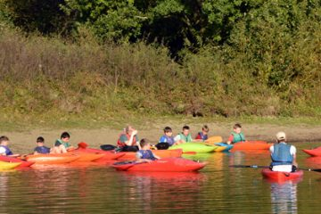 Outdoor activities at TrekCo this autumn