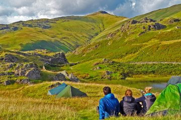 Gold DofE Expedition in the Lake District