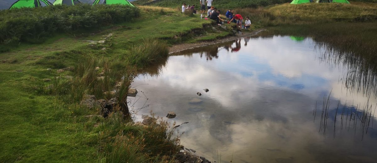 Open Gold DofE Expeditions